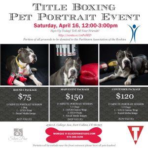 Title Boxing Special Portrait Event
