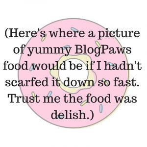 blogpaws food