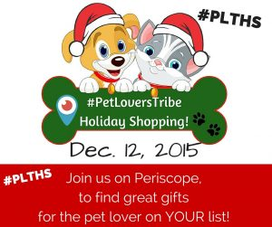 Pet Lovers Tribe Holiday Shopping Event
