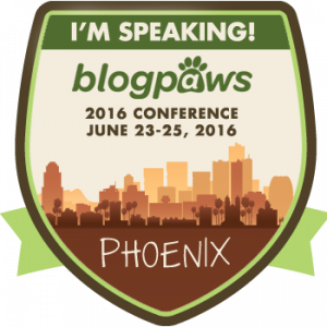 BlogPaws Speaker