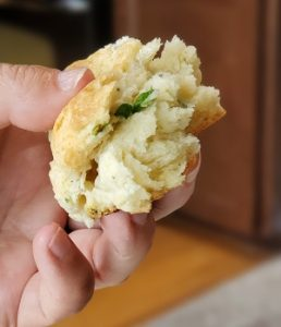 sour cream and onion biscuit
